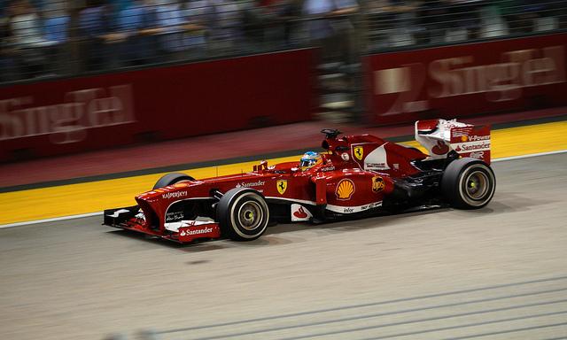 F1開催で、レースコース周辺のホテルは満室