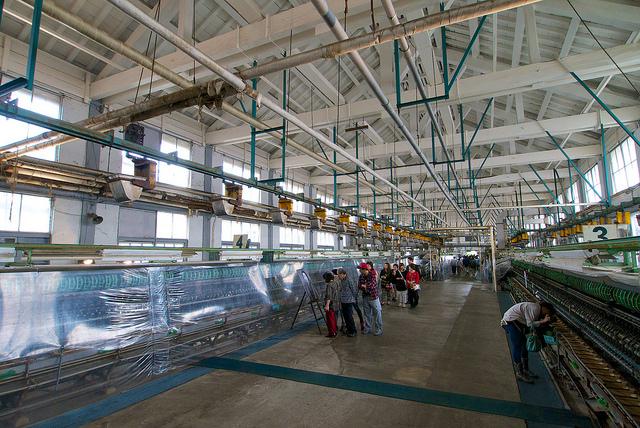 TPPを契機に、米国製糸企業がベトナム市場に注目