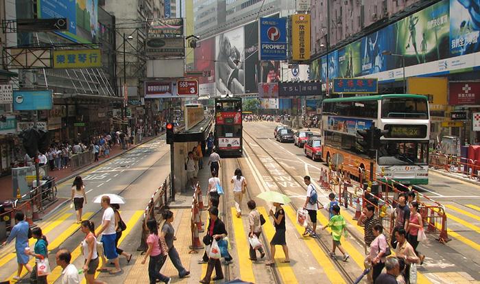 中国大型連休でも香港への観光客戻らず、日本や韓国に流出か