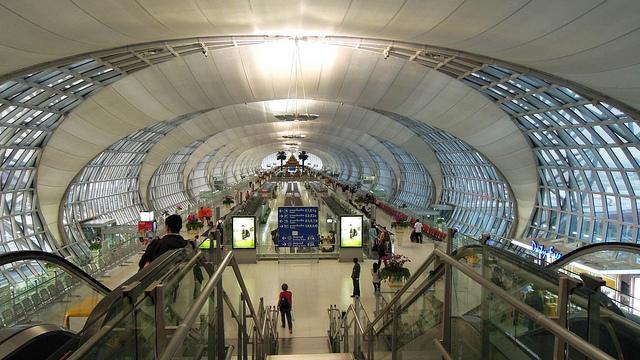 タイの主要空港、利用者増、1億600万人を突破