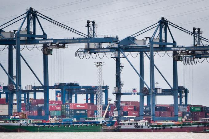 ベトナムのアパレル製品輸出の半数、米国に