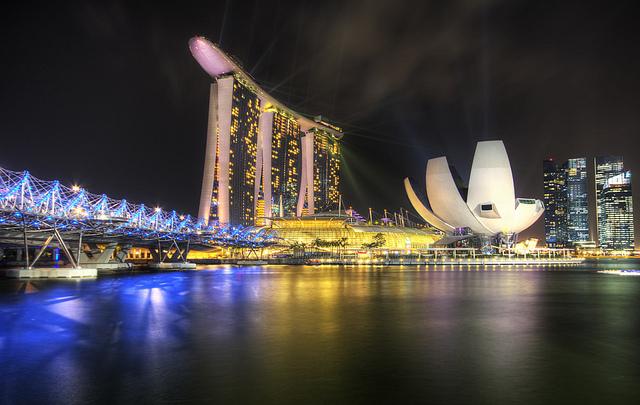 シンガポールの人口、550万人を超えるも、増加率は鈍化