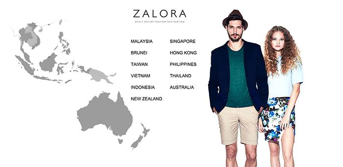 TSIが日系企業で初となる、東南ア人気ファッション通販サイトに出店
