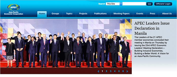 台湾TPPへの参加を希望、APECで台湾・蕭万長氏が安倍首相と会談
