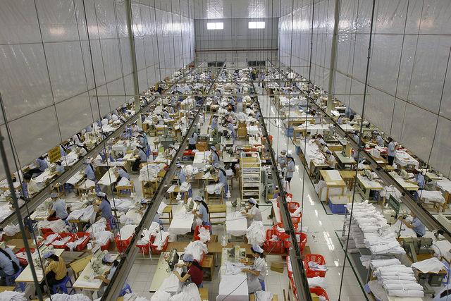 ベトナム繊維産業、今年の輸出目標額300億ドル達成を楽観視