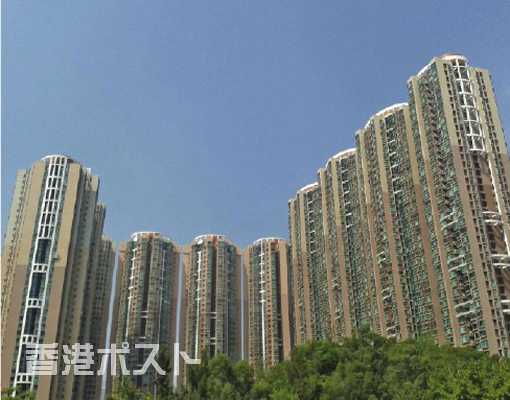 天井打った香港住宅相場、1年半ぶり下落に転じる