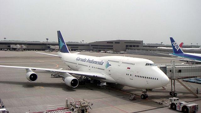ガルーダ・インドネシア航空、16年に5億米ドルの事業拡張計画
