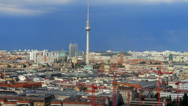 ドイツ経済に冷や水、中国株と中東問題が輸出に影