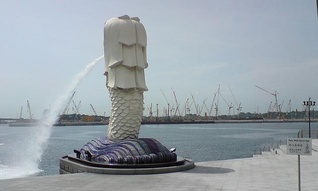 シンガポールの煙害が悪化、大気汚染指数は84を記録