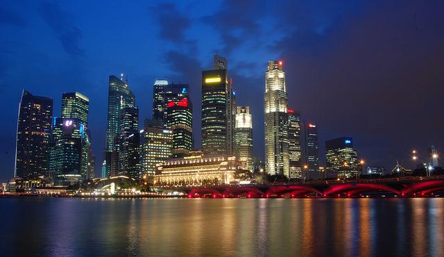 2017年、シンガポールの実質賃金上昇率は3.2%と予想