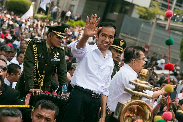 ジョコ大統領がっかり? サウジ国王が中国に10倍の投資を約束