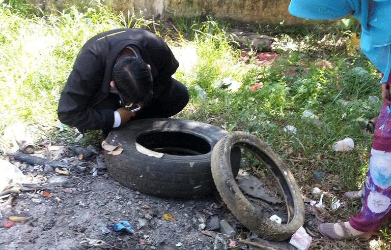 インドネシアの首都圏でデング熱が猛威
