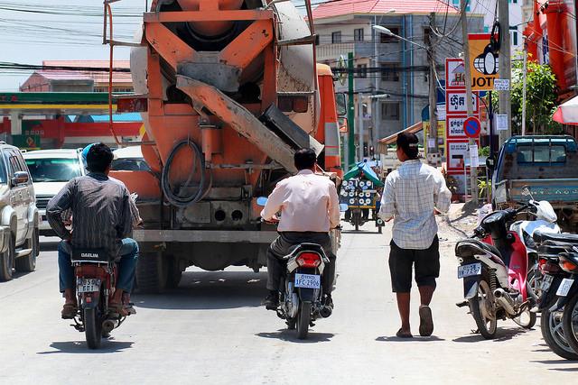 カンボジア、2015年の工業製品輸出額が17%の伸び