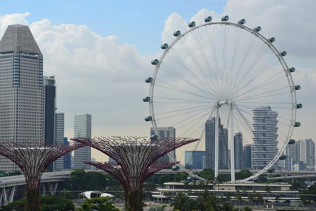 シンガポール、昨年のGDP増加率は1.8%、第4四半期の工業生産が貢献