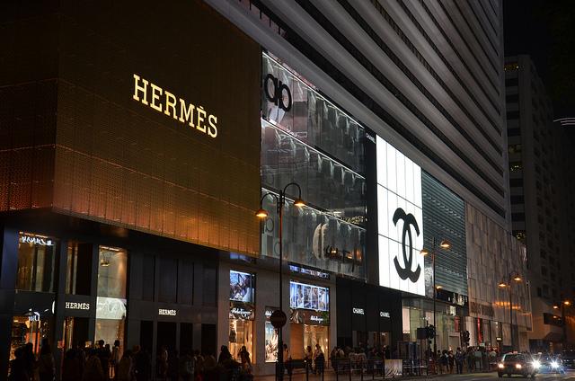 エルメス、香港のセントラル旗艦店の物件を15億ドルで売却の意向