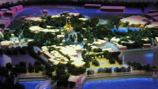 6月16日のオープンの上海ディズニーランド、入場料は?