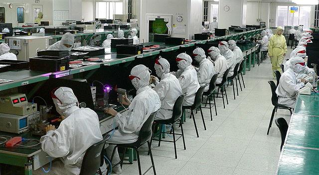 フォックスコン、米国ウィスコンシンにLCDディスプレイ工場を計画