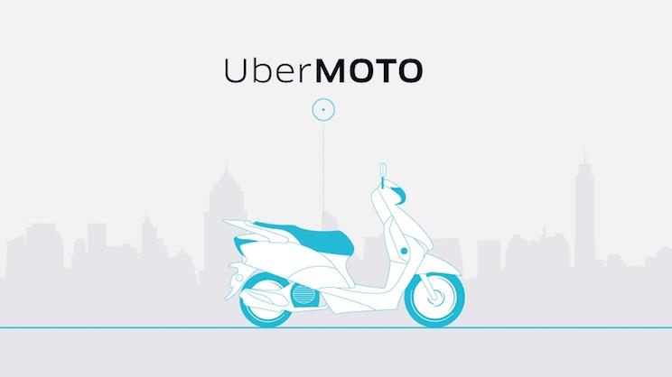 Uberもついにバイク版Uberをバンコクでローンチ、バイタク市場に参入