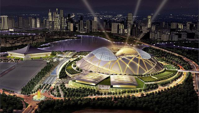 シンガポール独立記念集会、首相の演説は技術革新やテロ対策に重点