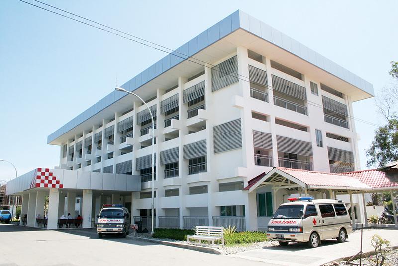 日本政府がソンクラ県ナモン郡における 救急車整備計画を支援