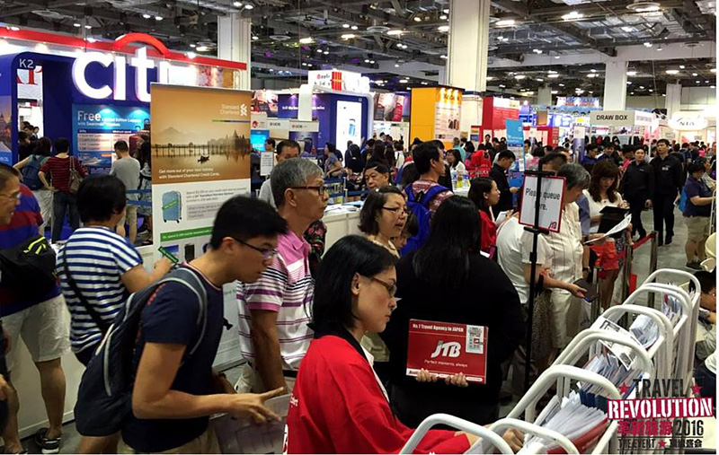 シンガポールで開催された2つの旅行フェア、大盛況のうちに終了