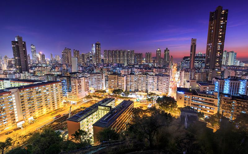 香港、ボーダー周辺開発、落馬洲河川敷に科技園