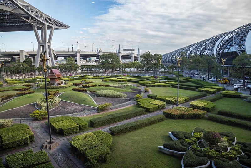 タイ・ドンムアン空港ターミナル増設、年間収入2割増見通し