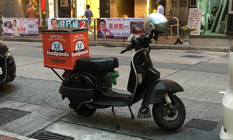 ドイツのデリバリー大手・フードパンダが、香港のdelivery.comを買収
