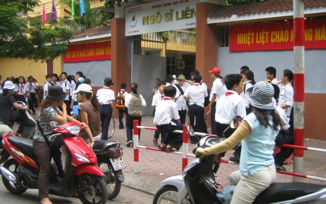 ベトナム・ハナム省で人材育成プロジェクトへ支援