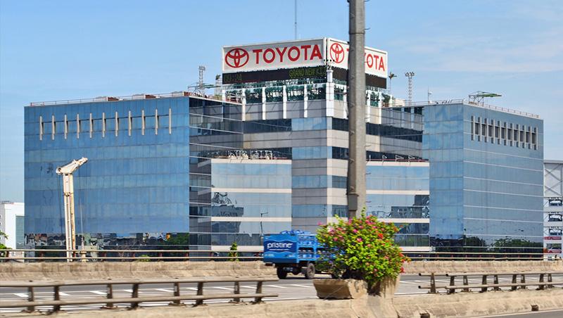 トヨタ、SUV好調で売上げ増期待、世界生産過去最高に