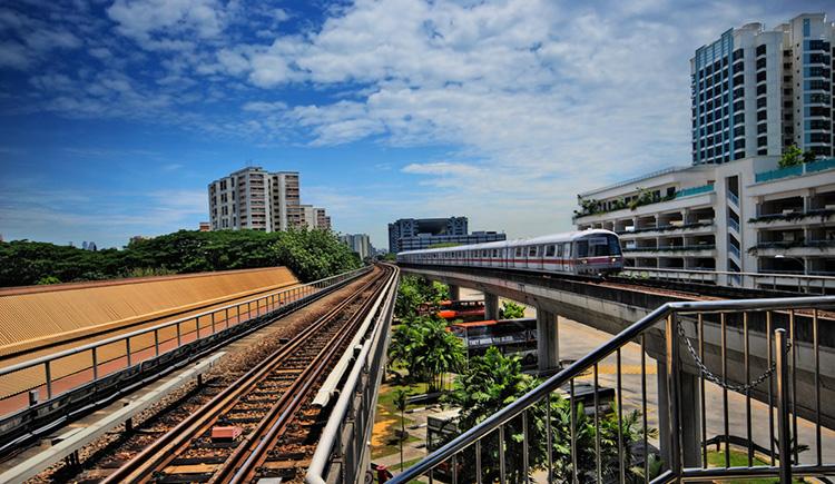 シンガポール、建設不況で公共工事を増額へ、鉄道や下水道工事など