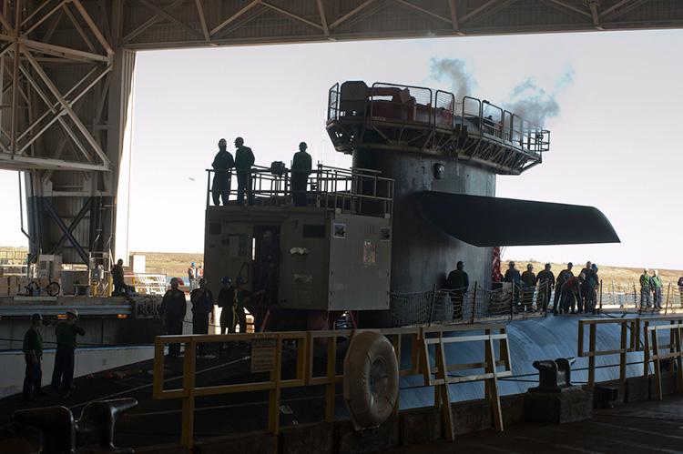 三菱重工、オーストラリアの潜水艦建造業に投資か