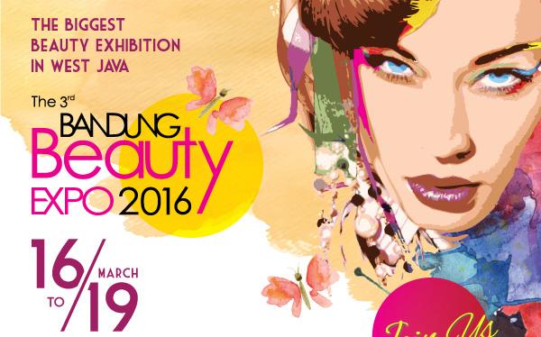 インドネシア・バンドンで3月16日からビューティエキスポ開催