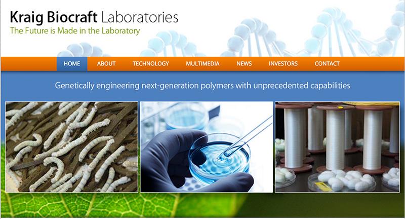 米・クレイグ・バイオクラフト、ベトナムでクモ糸繊維の生産へ