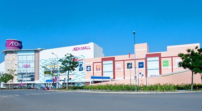 ベトナム・ハノイ市に2店舗目のイオンモールが開業予定