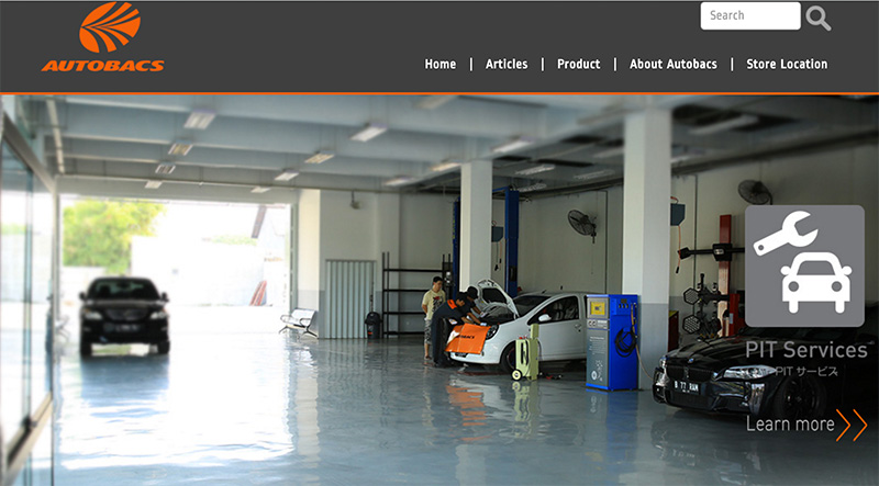 オートバックス、インドネシア2号店をジャカルタにオープン