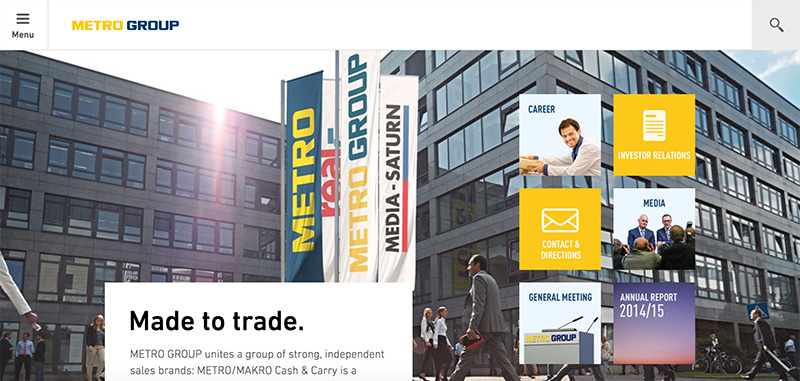 ドイツの小売大手・Metroがミャンマーとイランへの進出を検討中