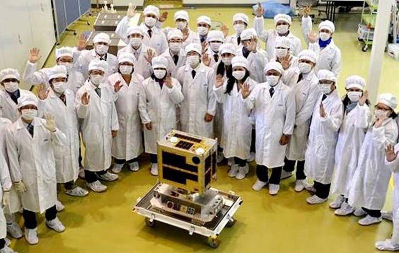 フィリピン初の人工衛星、搭載ロケットがアメリカで打ち上げ成功