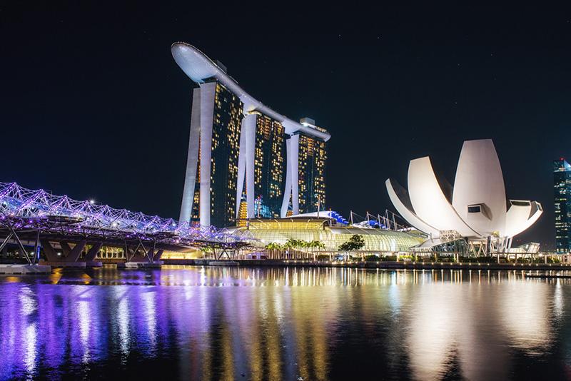シンガポール・マリーナベイサンズ、営業利益は前年同期比33.8%減
