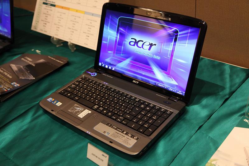台湾・Acer、PC市場の縮小でマーケットシェア5位に転落する
