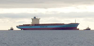 世界最大の海運企業がアジア・ヨーロッパ航路の貨物船輸送料金値上げ