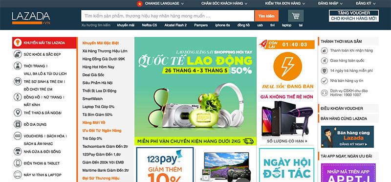 ベトナム、AlibabaによるLazada買収で電子商取引企業に商機