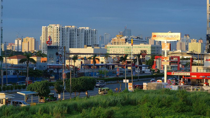 フィリピンの第一四半期GDP成長率が6.9%、政府予測を上回る