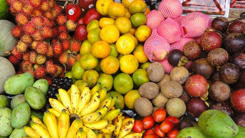 インドネシア、生花・果実の生産拡大目指す、産業規模120兆ルピア