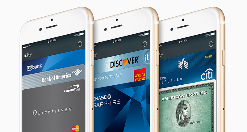 Apple Pay、日本国内でのサービス開始が決定