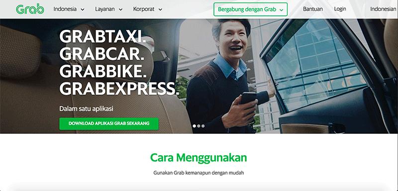 配車アプリのグラブ、インドネシアで食品配達サービスを始動