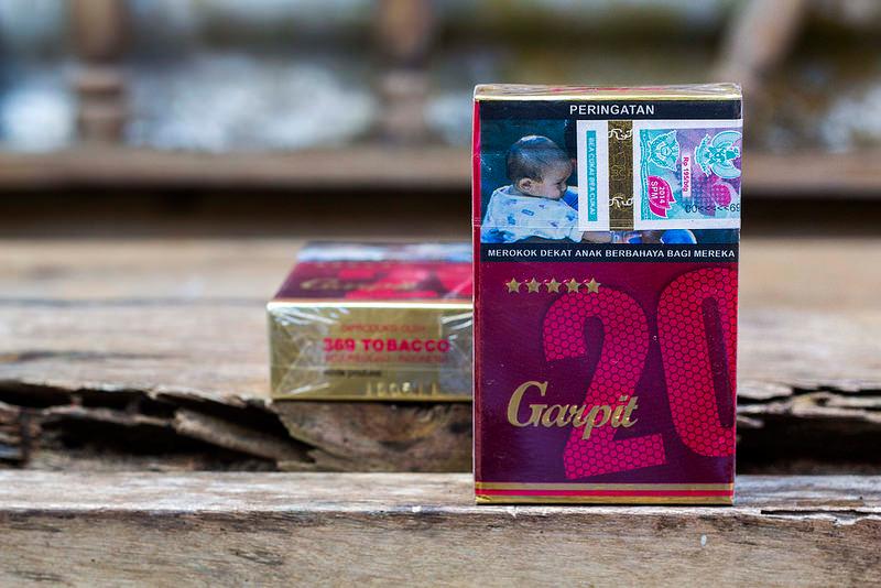 インドネシア、たばこ税引き上げを発表