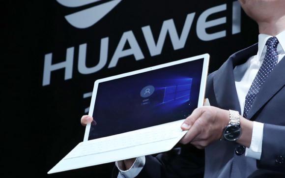 スマートフォンの中国・ファーウェイ社、PC「MateBook」発売