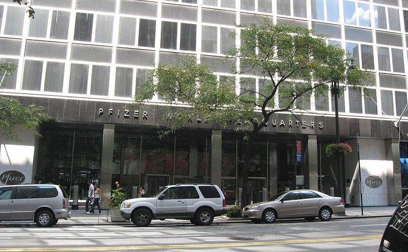 ファイザー社、アジア初のバイオテクノロジーセンターを中国に開設