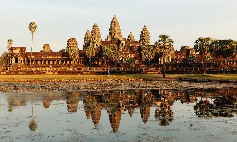 カンボジア、カンガル州に水上マーケットを開発か